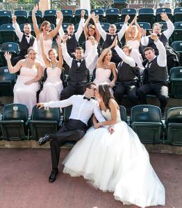 Yay wedding